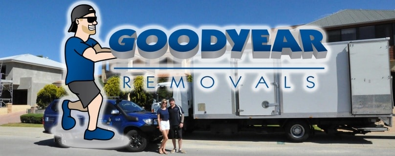 Perth Removals Logo